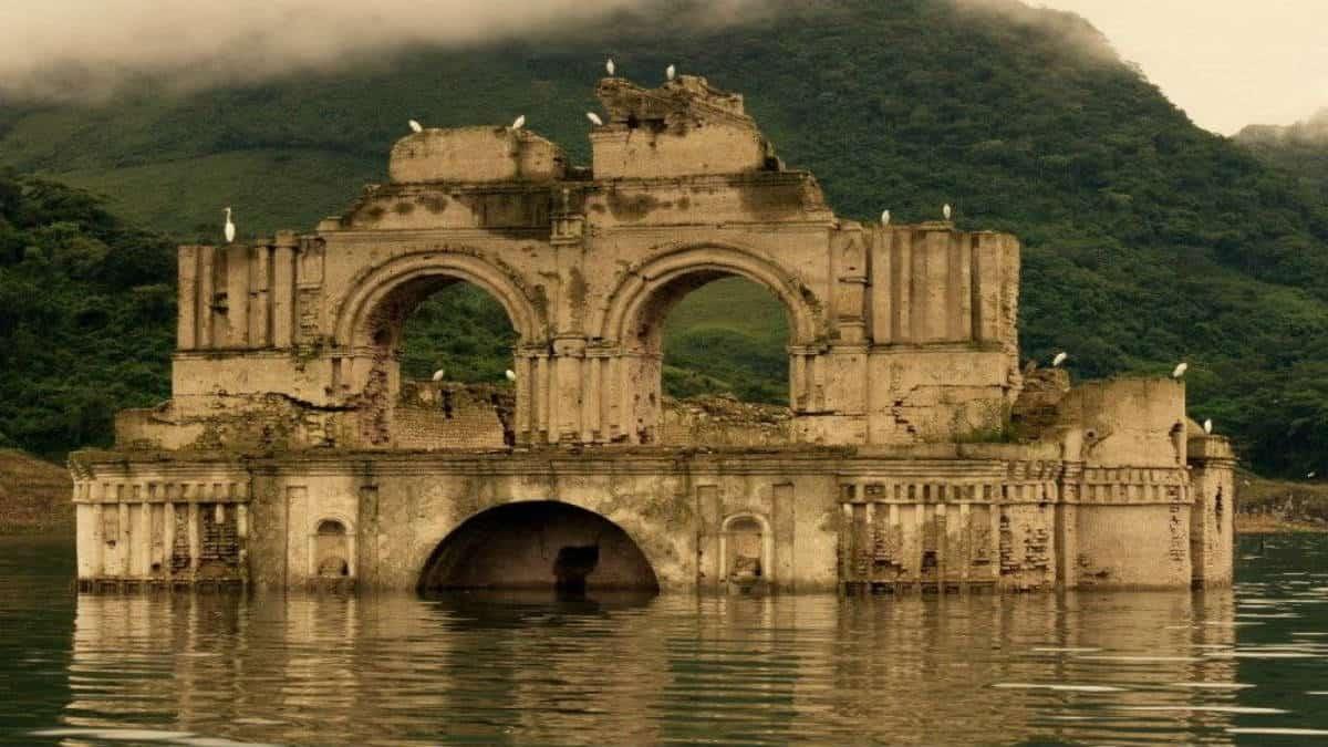 Lugares abandonado en México. Santiago. Imagen. Archivo 6