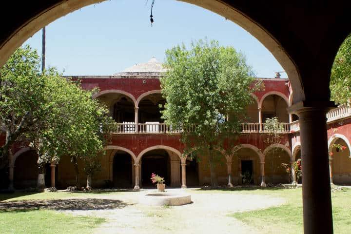 Lugares abandonados en México. Hacienda de San Diego de Jaral Berrio. Imagen. Anarki 5