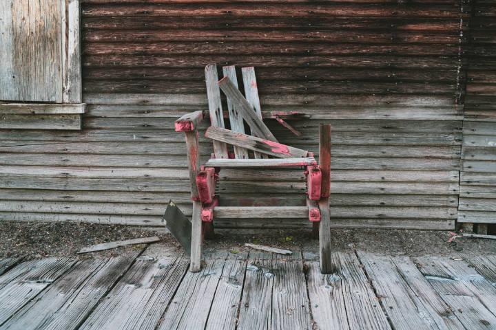 Lugares abandonados en Mexico. Mexico. Imagen. Dan Meyeres 1