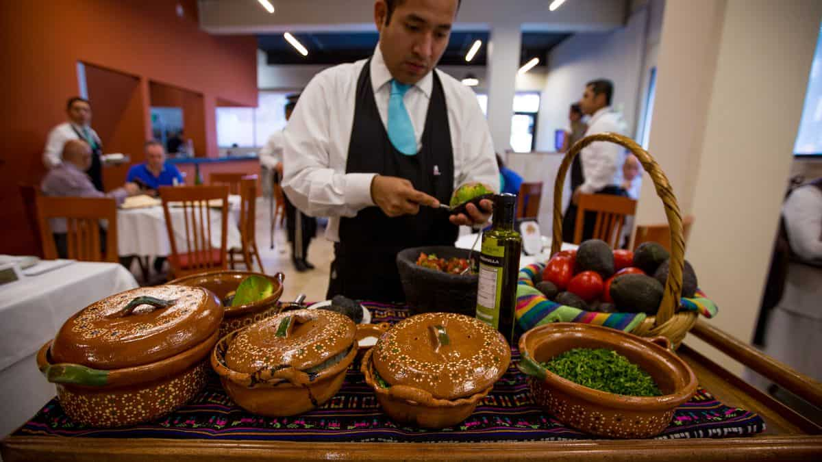 Mejores Restaurantes. Imagen. Archivo
