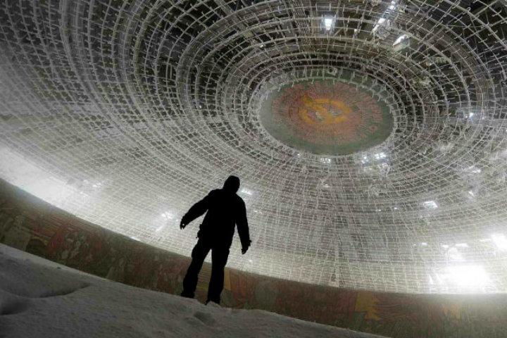 Monumento Buzludzha, uno de los alucinantes destinos que te pueden interesar Foto Archivo