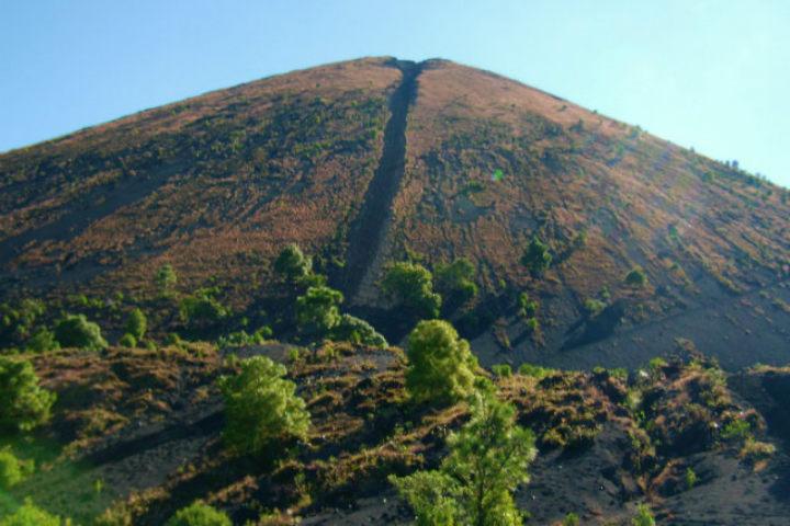 No te pierdas de conocer el más jóven de los volcanes de México Foto Hamock Myson