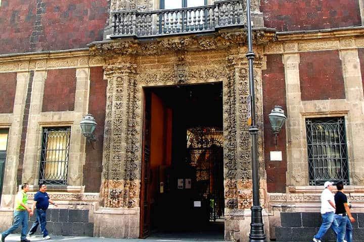 Palacio de los Condes de Heras. CDMX. MLQ 4