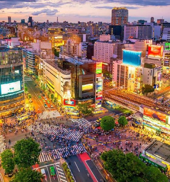 Portada Tokyo. Japon. Imagen: visit Japón