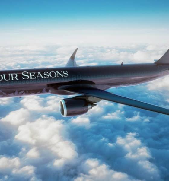 Portada. Jet Privado de Four Seasons. Foto: Archivo