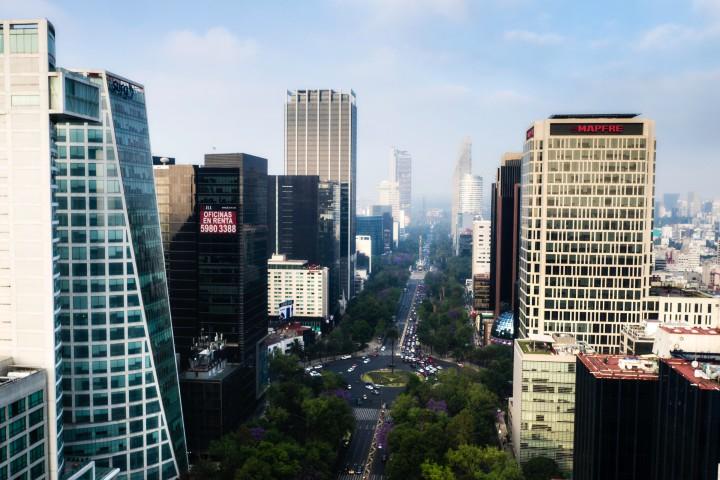 Los Rascacielos más altos de México