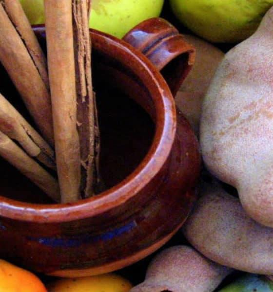 Receta del ponche. México. Imagen: Archivo
