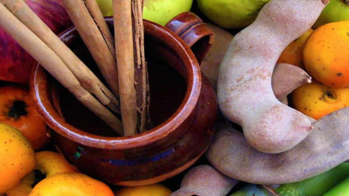 Receta del ponche. México. Imagen. Archivo 1