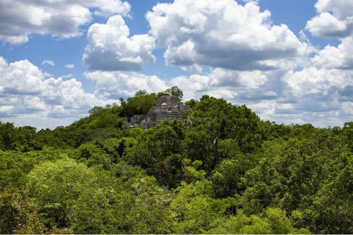 Ruinas de Clakmul.Foto.Jorgerom.10