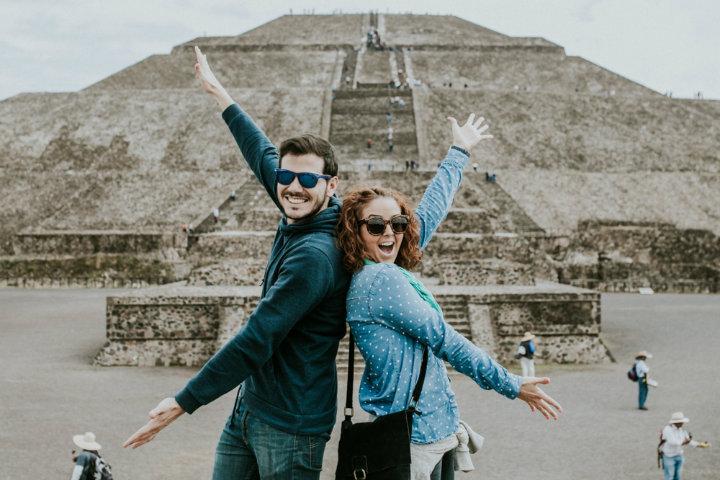 Turismo en México. Foto. Konfio