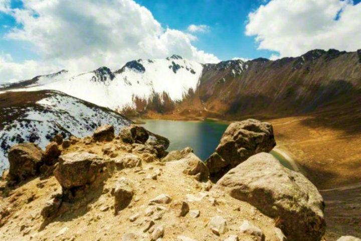Visitar el Nevado de Toluca es uno de los viajes imprescindibles para un chilango Foto Archivo