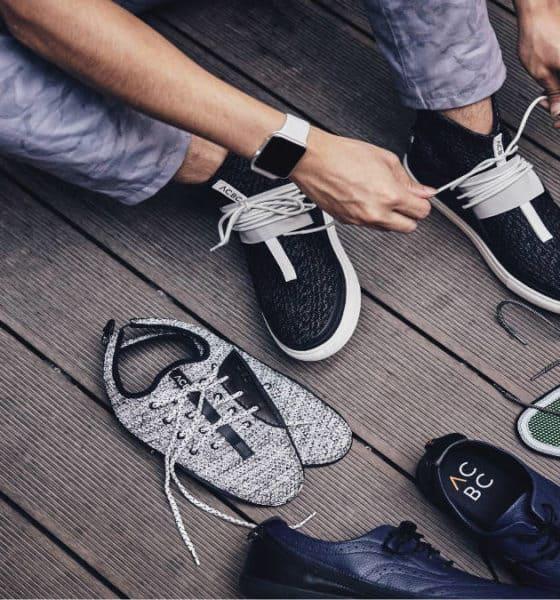 Zapatos para viajar. Shooz. Imagen: Pinterest