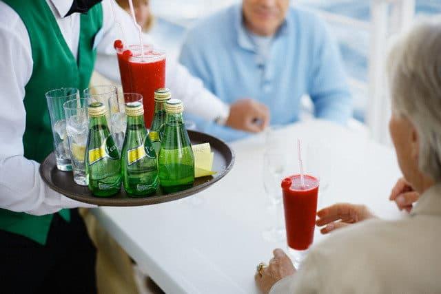 ahorrar crucero bebidas