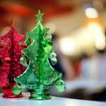 artesania arboles de navidad