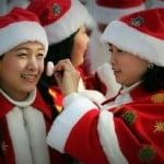 asia navidad