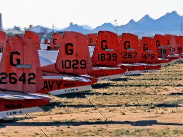 avionetas cementerio de aviones