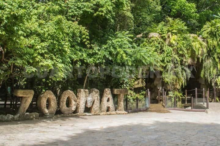 Zoológico. Imagen: Chiapas. Archivo