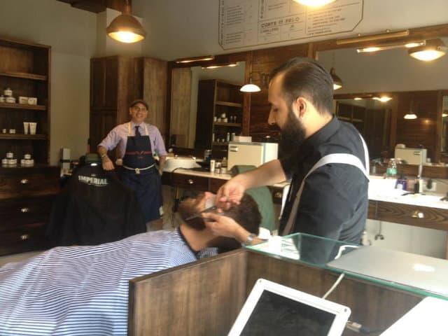 barberia barrio alameda