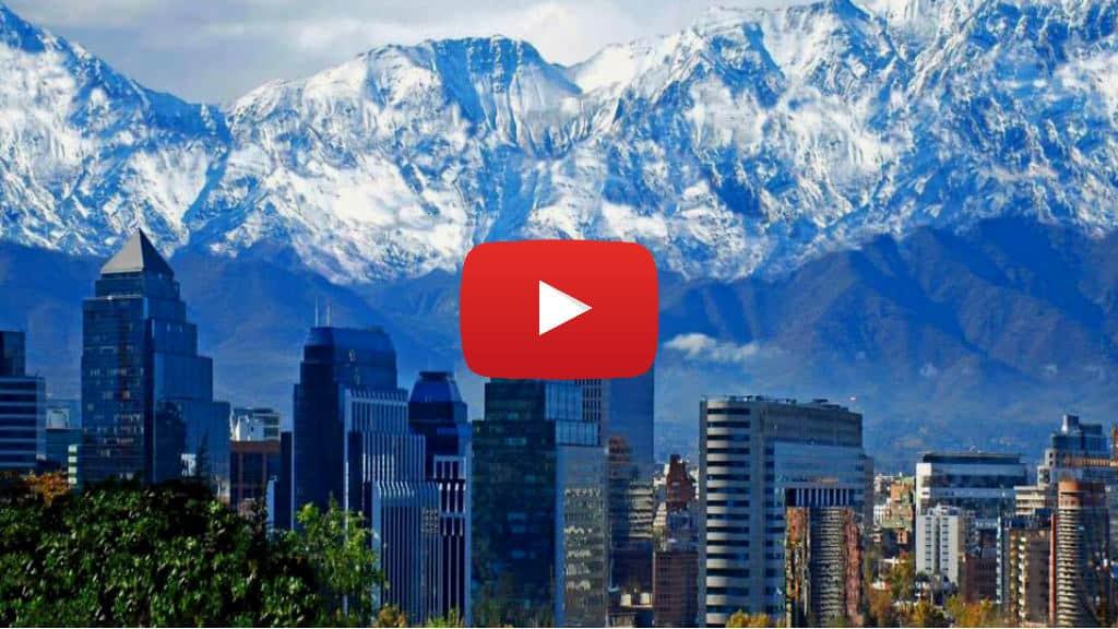 Chile pais del mes
