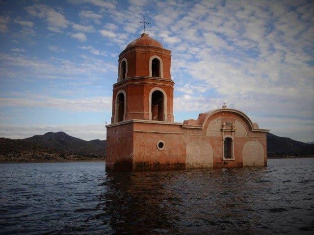 churumuco iglesia_lugares_abandonados_de_México
