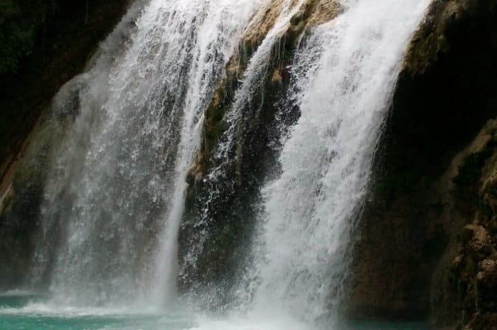 Cascada del Chiflón. Imagen: Chiapas. Archivo