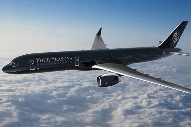 four seasons jet volando