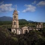iglesia paricutin