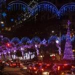 luces navidad singapour