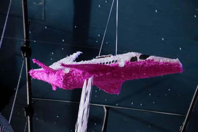 piñata avion dos