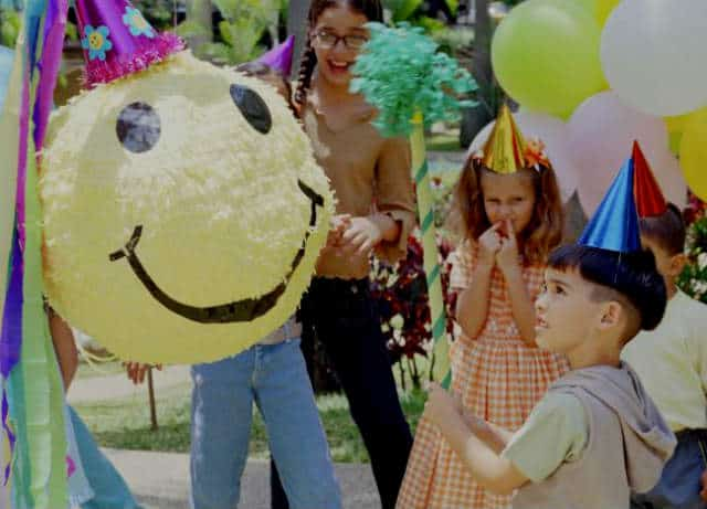 piñata happy facevalueline
