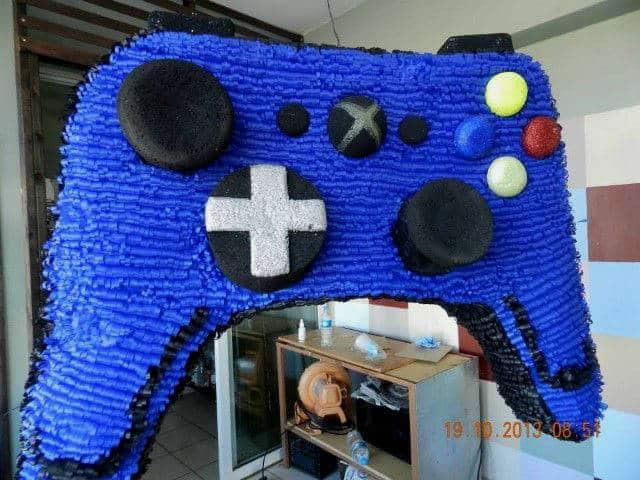 piñata para gamers