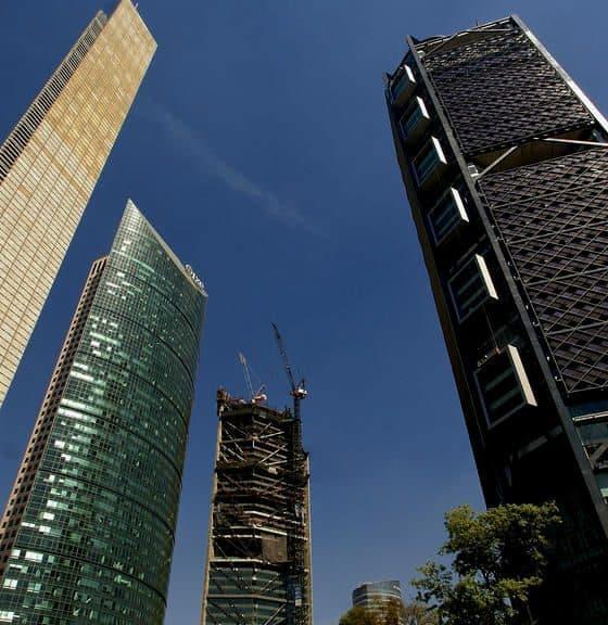 rascacielos mexico
