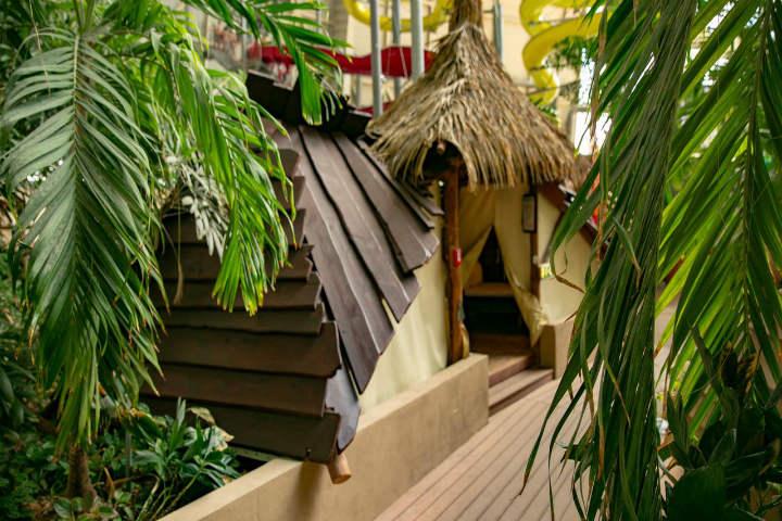 spa tropical islands