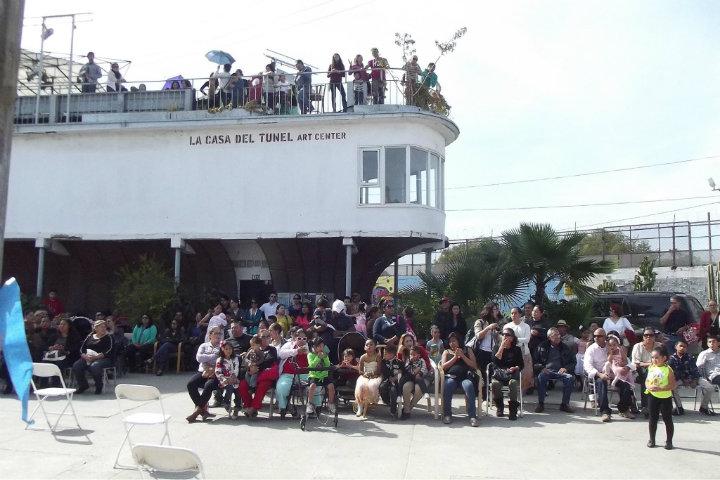 Casa del túnel, Tijuana foto por casa del túnel