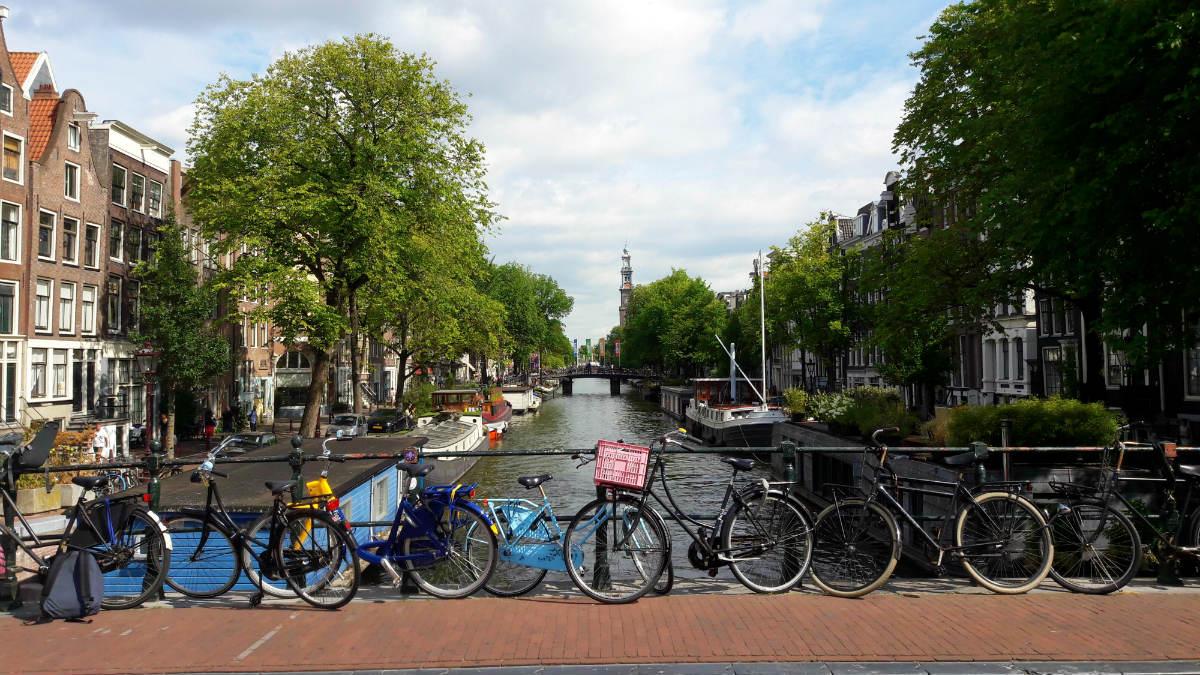 Ciudades para rentar bicicletas Foto Dirk Heuser