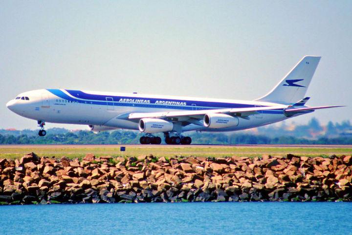 Con este comercial, seguro querrás viajar con Aerolínes Argentinas Foto Aero Icarus