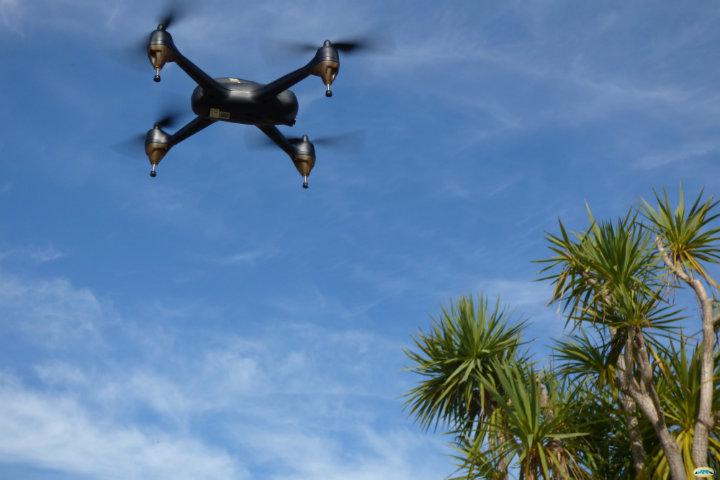 Dron de tamaño estándar Foto por juantiagues