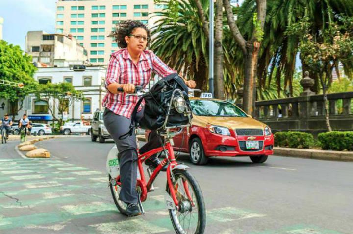 Ecobici te transportará por la CDMX como local Foto Archivo