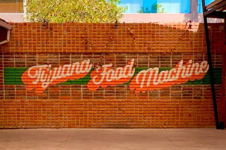 Foodgarden es un perfecto lugar para compartir con amigos en Tijuana o pasar un rato agradable Foto por Foodgarden