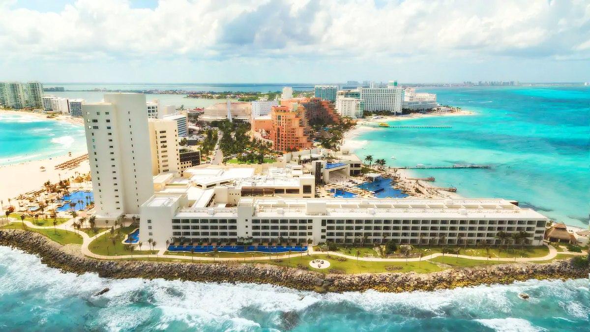 Portada Cancún