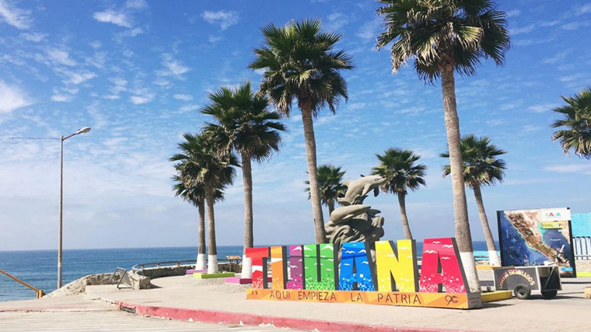 Tijuana Portada