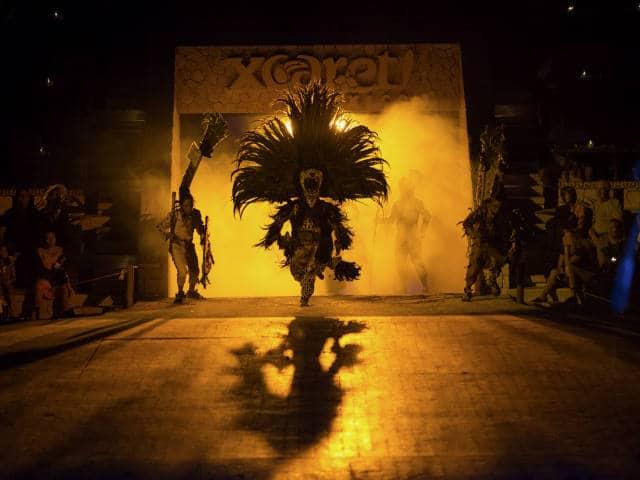 Xcaret 15 Mexico espectacular