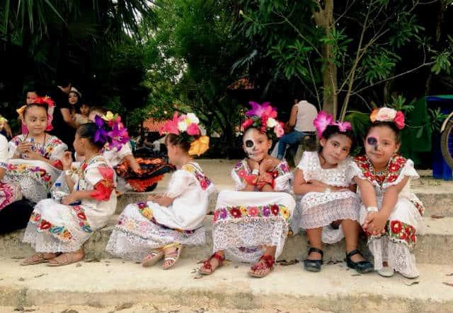 Xcaret 21 festival de vida y muerte