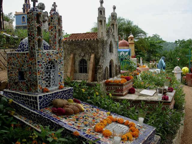 Xcaret 22 cementerio