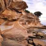 formaciones geologicas tasmania