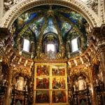 intrior catedral de valencia