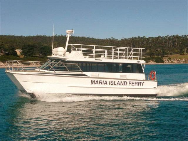 maria island cruises
