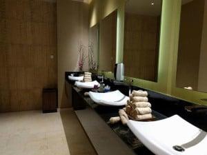zen spa hyatt ziva vestidores