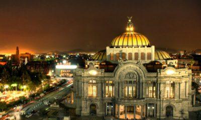 cdmx palacio de bellas artes mexico