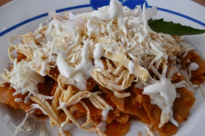 chilaquiles guayabitos